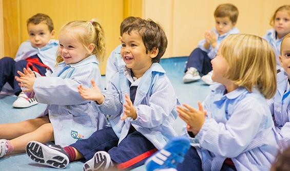 Proyecto Multisensorial en Logos Nursery School