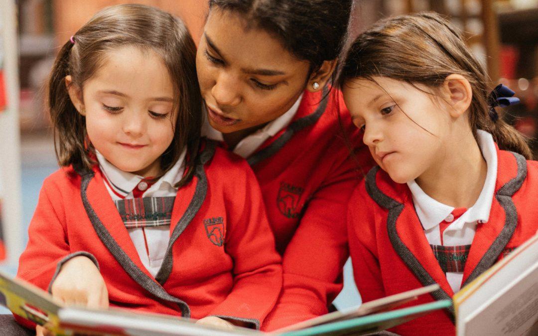 5 libros y cuentos para niños en inglés