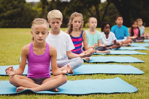 Yoga para niños: Beneficios