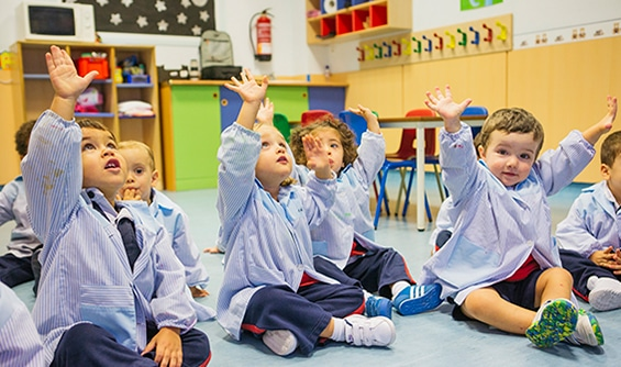 Escuelas infantiles en Madrid: ¿Por qué escoger Logos Nursery School?