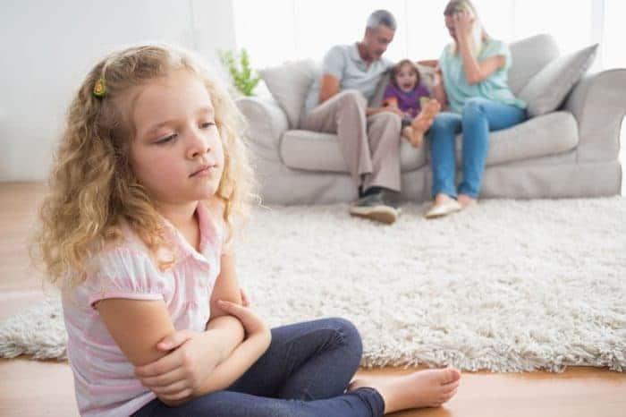 Celos en edad infantil. ¿Cómo lidiar con ellos?