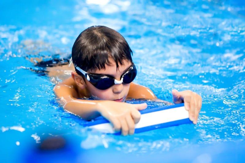 4 beneficios de la natación en niños de 2 a 5 años